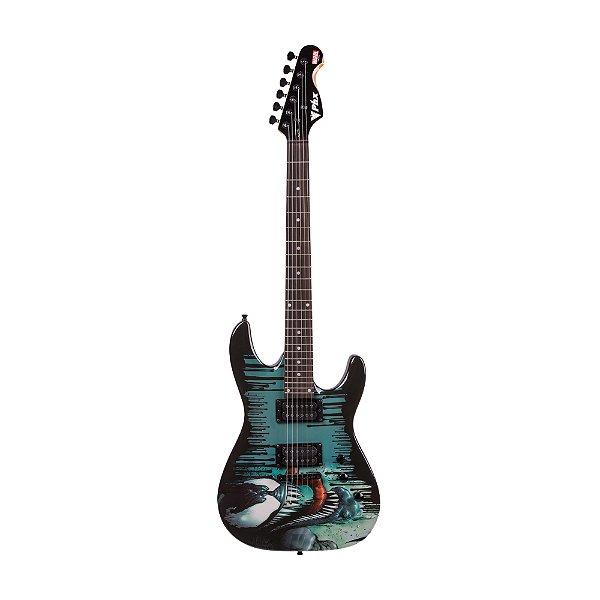 Guitarra Original PHX Marvel Venom