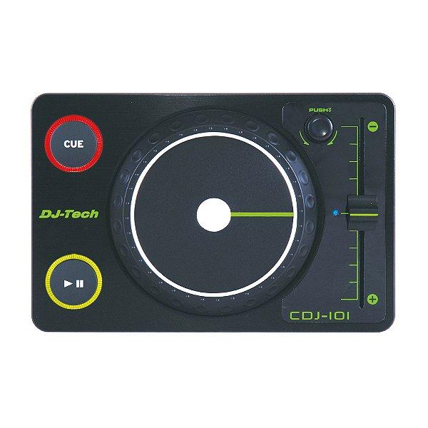 Controlador DJ DJ Tech CDJ 101