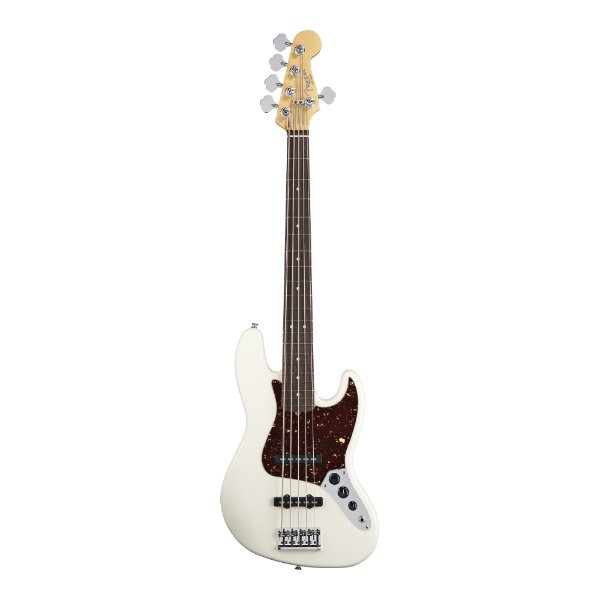 Contrabaixo 5C Passivo Fender American Standard JB V RW