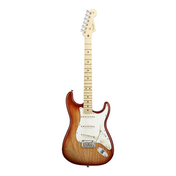 Guitarra Strato Fender American Standard Ash MN