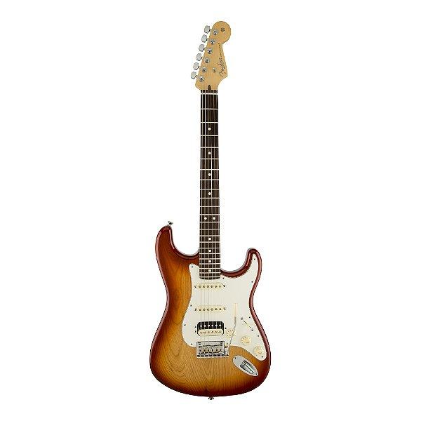 Guitarra Strato Fender American Standard Shawbucker ASH HSS RW