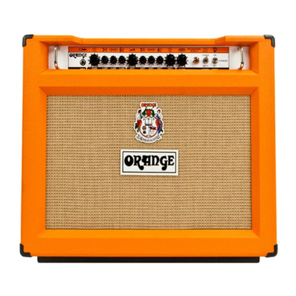 Combo Guitarra Orange Rockerverb 50 MK II 2x12