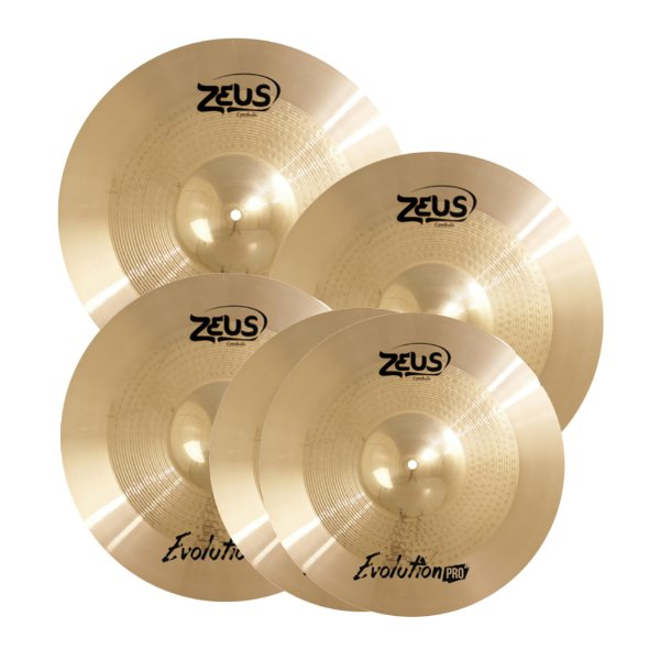 """Set Pratos Zeus Evolution Pro D 14/16/18/20"""""""