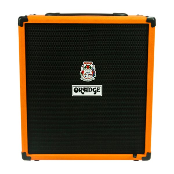 Combo Contrabaixo Orange Crush Pix Bass CR 50 BXT