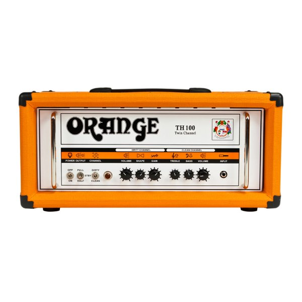 Cabeçote Guitarra Orange TH 100 H