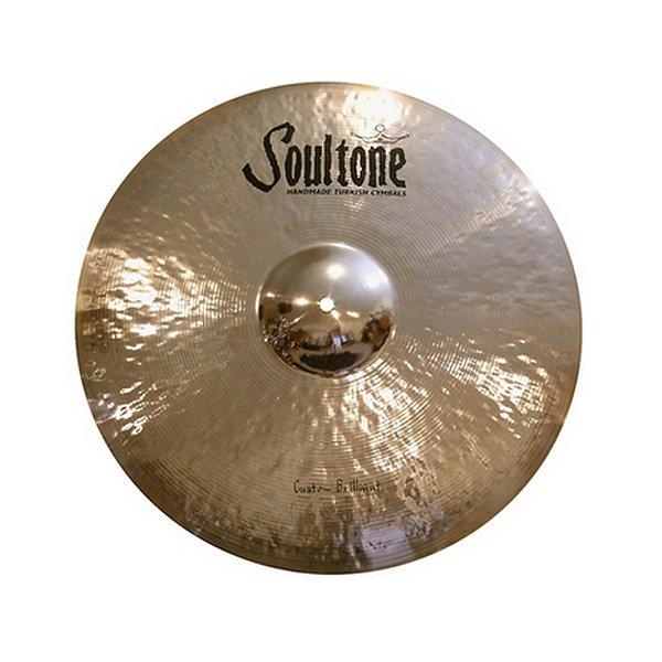 """Prato Efeito 16"""" Soultone Custom Brilliant Series SCBCH 16"""