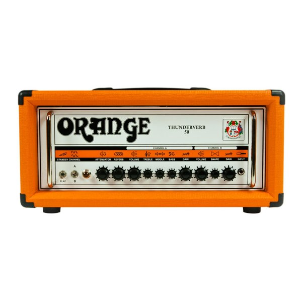 Cabeçote Guitarra Orange Thunderverb TV 50
