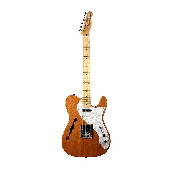Guitarra Tele Fender 69 S Thinline N