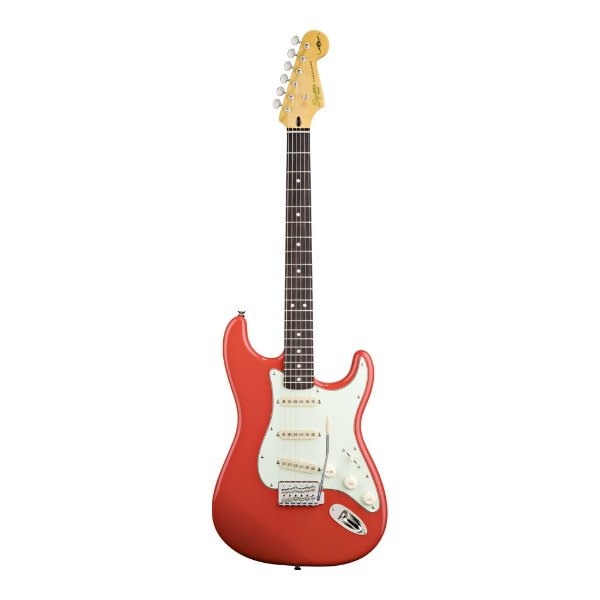 uitarra Squier by Fender Simon Neil Stratocaster F