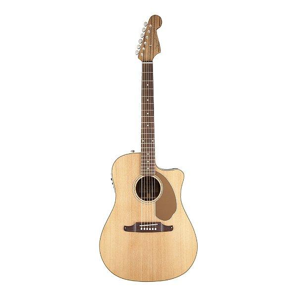 Violão Folk Fender Sonoran SCE Wildwood IV N
