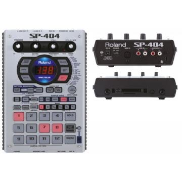 Sampler Portatil Roland Sp 404