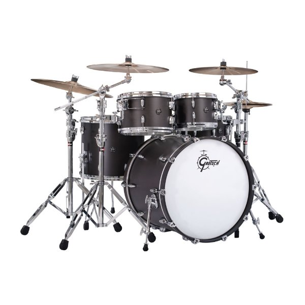 Bateria Acústica Gretsch Renown Maple RN 1 E 604 (Shell Pack)