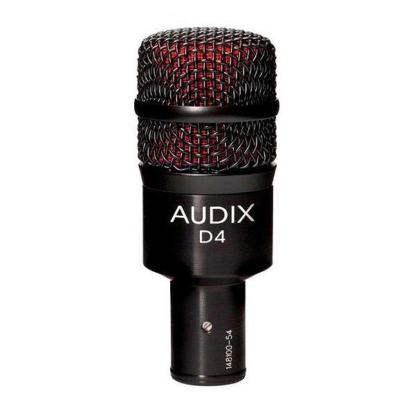 Micrfone Estúdio Audix D 4