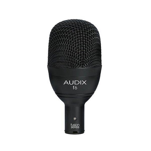 Microfone Estúdio Audix Fusion Series F6