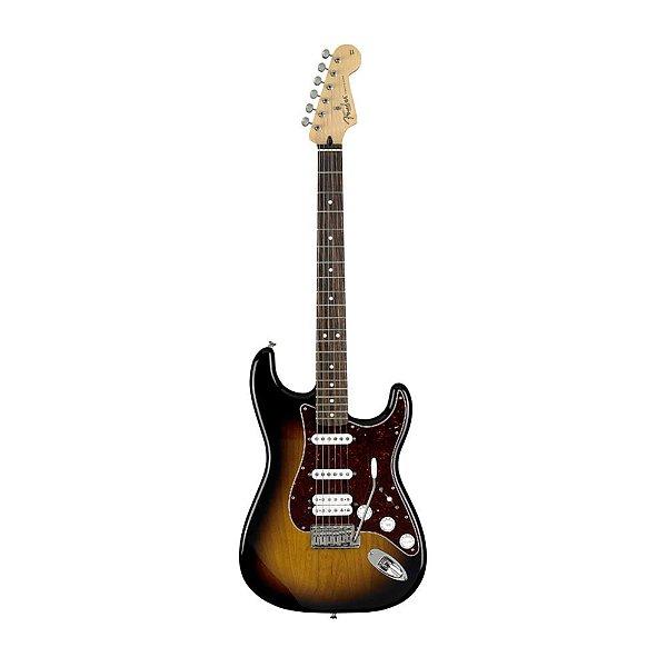 Guitarra Strato Deluxe Power Sunburst