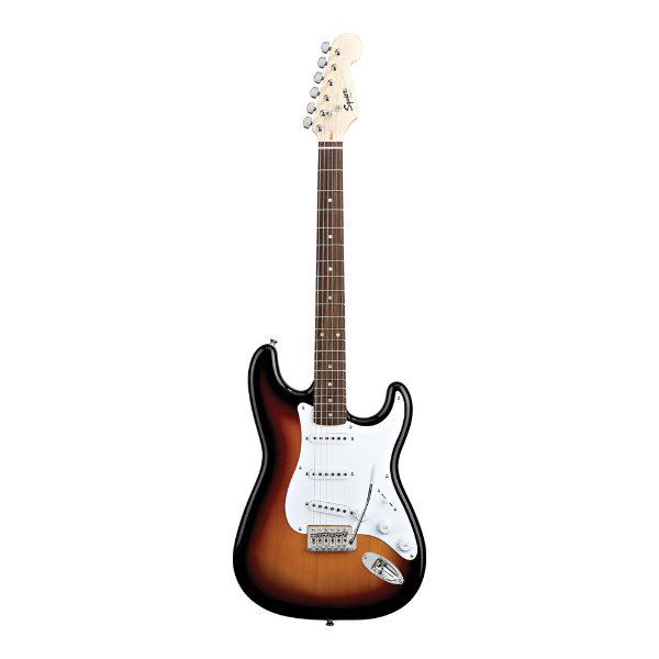 Guitarra Strato Squier by Fender Bullet BSB