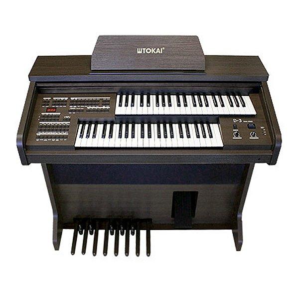 Orgão Eletrônico Tokai D 3