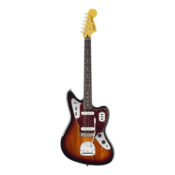Guitarra Strato Squier By Fender Vintage Modified Jaguar SB