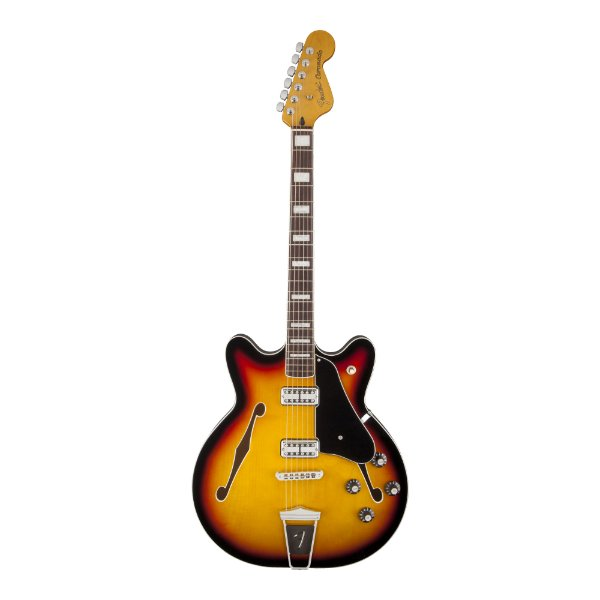 Guitarra Semi Acústica Fender Modern Player Coronado