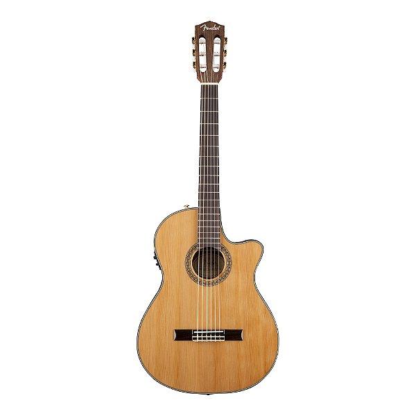 Violão Clássico Fender CN 240 SCE Thinline
