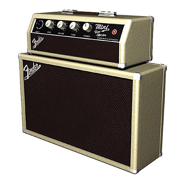 Mini Amplificador Guitarra Fender Tone Master
