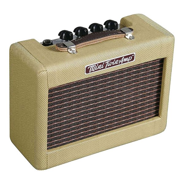 Mini Amplificador Guitarra Fender ?57 Twin Amp