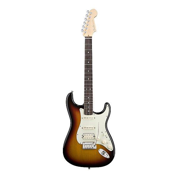 Guitarra Strato Fender AM Deluxe SB