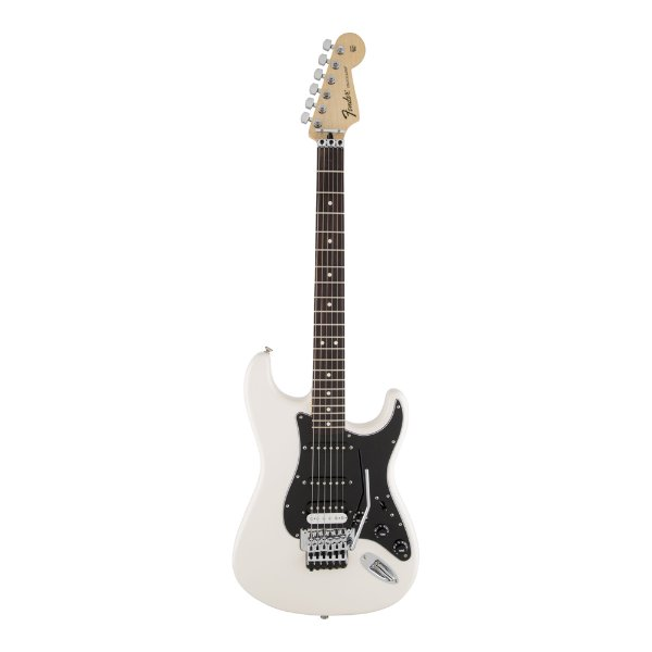 Guitarra Strato Fender Standard Floyd Rose OW
