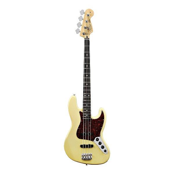 Contrabaixo 4C Ativo Fender Deluxe J Bass VW