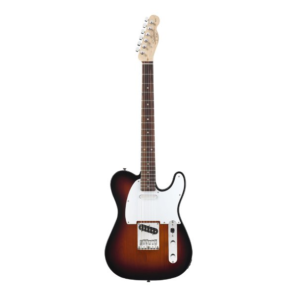 Guitarra Tele Squier By Fender Affinity RW BS