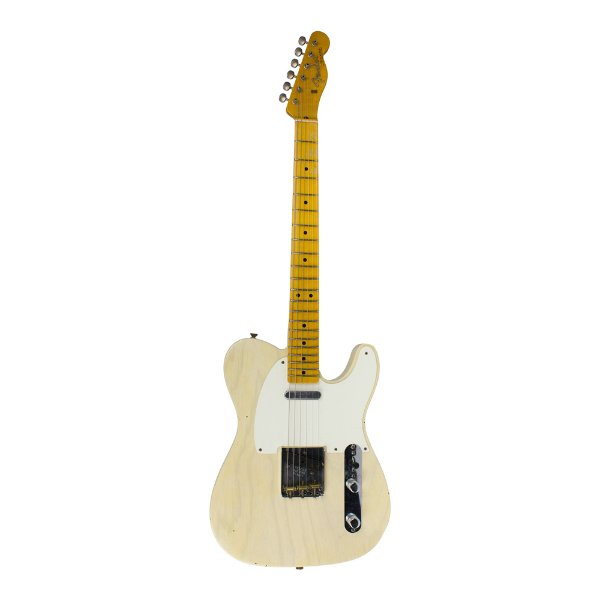 Guitarra Tele Fender 50 Journeyman Relic FOW