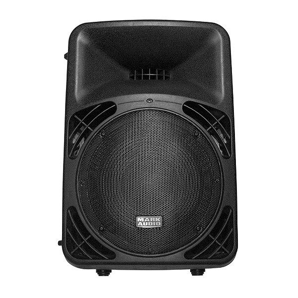 Caixa Acústica Ativa Mark Audio MK 1220 A com USB