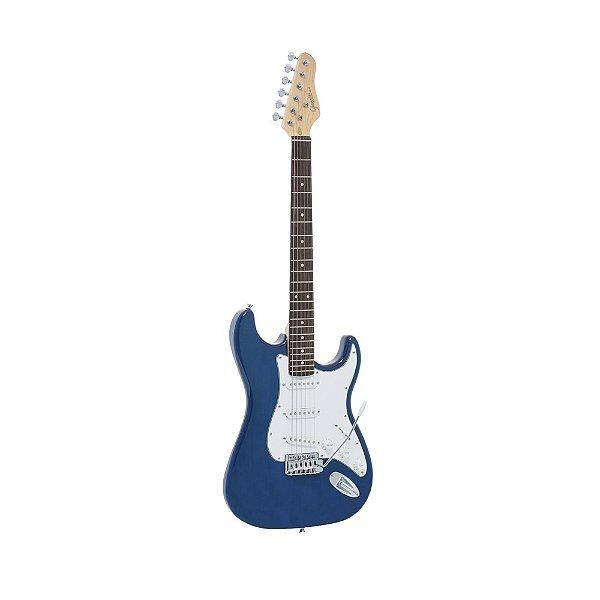 Guitarra Strato Giannini G 100 TBL
