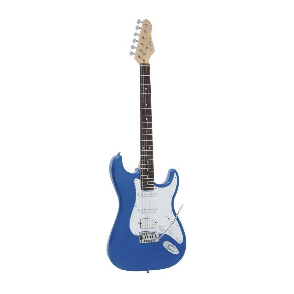 Guitarra Strato Giannini G 101 MB