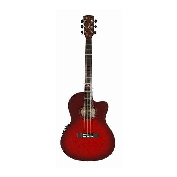 Violão Folk Cort Jade 6 TWB