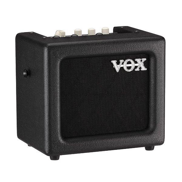 Combo Guitarra Vox Mini 3 G 2 BK Black