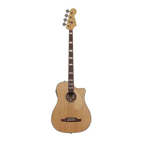 Baixolão 4C Fender Kingman Bass SCE