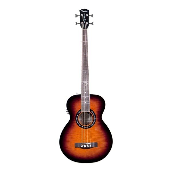 Baixolão 4C Fender T Bucket Bass E Sunburst