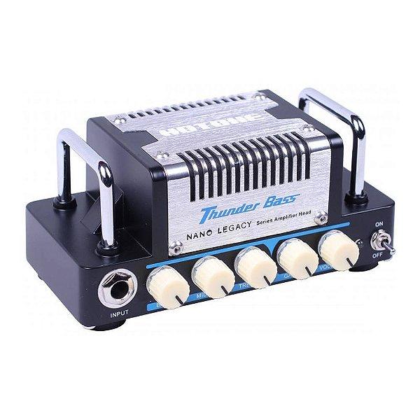 Cabeçote Contrabaixo Hotone Thunder Bass NLA 4
