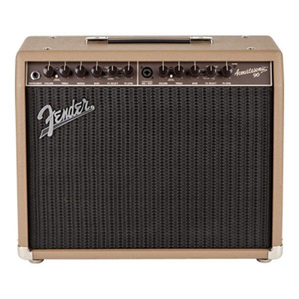 Combo Violão Fender Acoustasonic 90