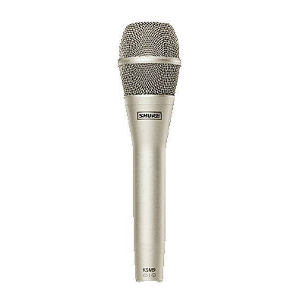 Microfone Mão Shure KSM 9 SL