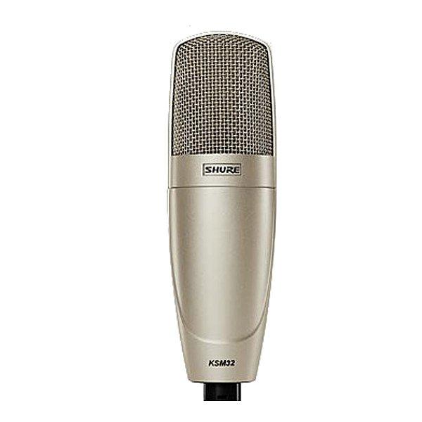Microfone Estúdio Shure KSM 32 SL