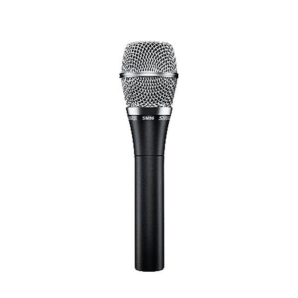 Microfone Mão Shure SM 86 LC