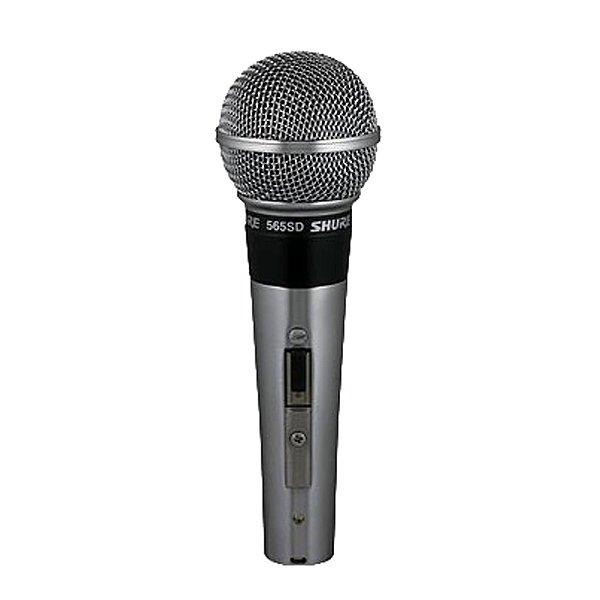 Microfone Mão Shure 565 SD LC
