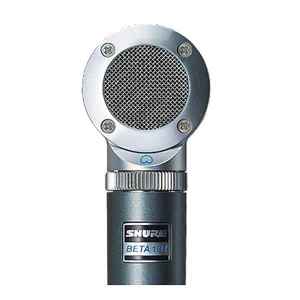 Microfone Instrumento Shure Beta 181 C