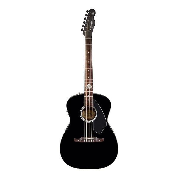 Violão Clássico Fender Avril Lavigne Newporter BLK