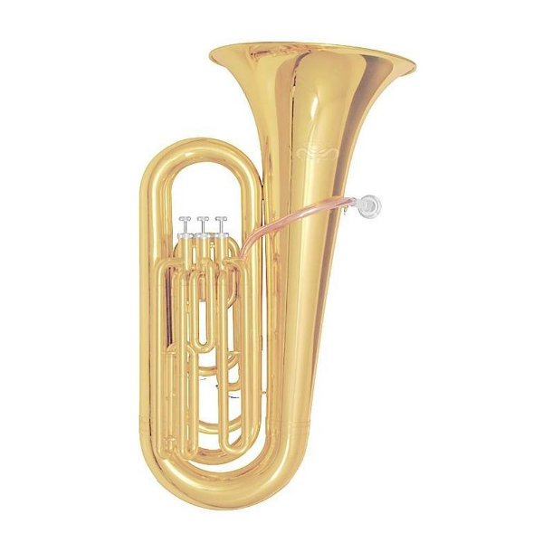 Tuba 3/4 Quasar Bb QBB 701 L
