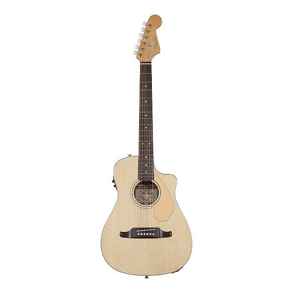 Violão Folk Fender Malibu CE N
