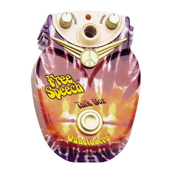 Pedal Guitarra Danelectro Talk Box DTB 1