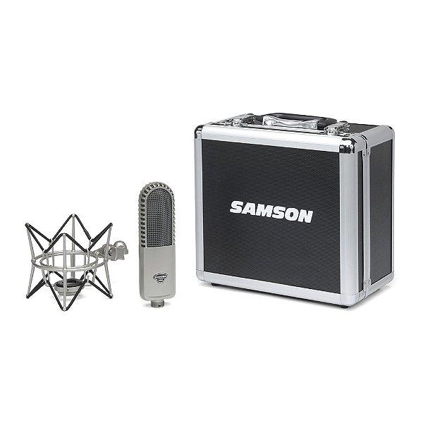 Microfone Fita Samson VR 88A